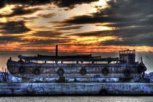 marcovdz, Estaque Sunset 2, L'Estaque, Marseille (CC)